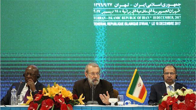 Claim of Iran military aid to Yemen sheer lie: Larijani
