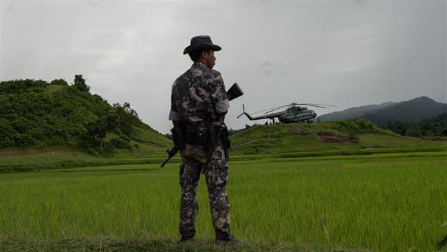 Myanmar: Mass grave found in Rakhine