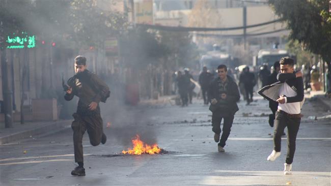 Five protesters dead as mass rallies continue in Iraq's Kurdish region
