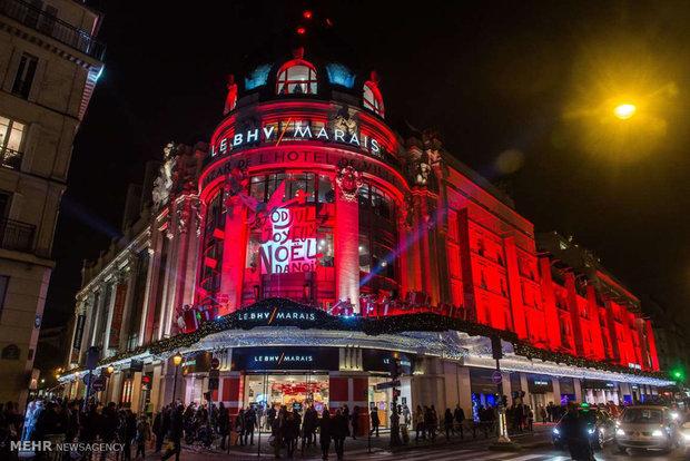 World's Christmas lights