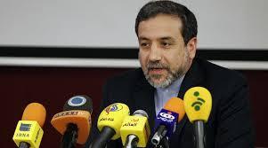 Iran's deputy FM in Paris for talks
