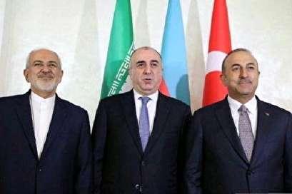 Iran, Turkey, Azerbaijan FMs condemn US embassy decision