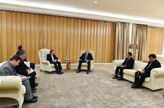 Widening Tehran-Baku ties has effective impact on regional ties, says Iran official