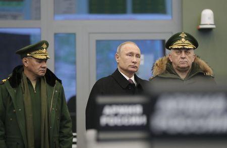 Putin accuses U.S. of violating Cold War era-nuclear pact