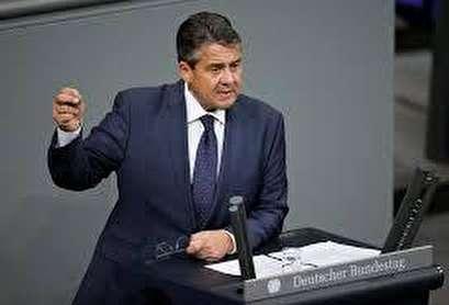 Macron's Europe reforms in focus in German coalition talks: Gabriel