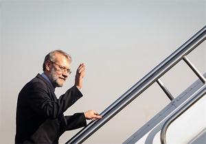 Larijani to travel Islamabad