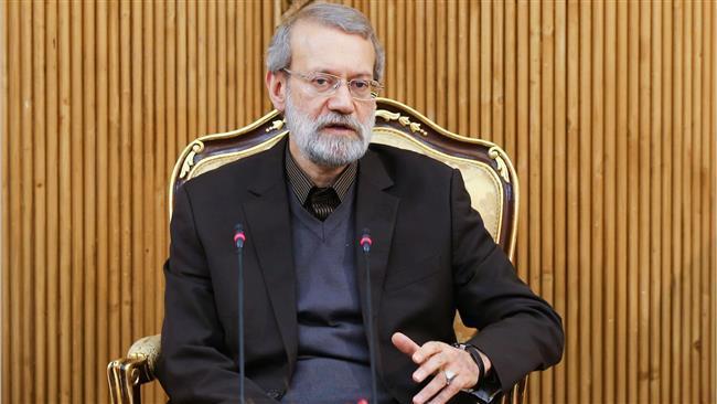 Campaign against terrorism in Syria successful: Iran's Larijani