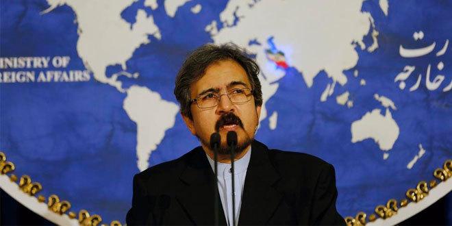 Spokesman blasts Bahrain FM's anti-Iran remarks