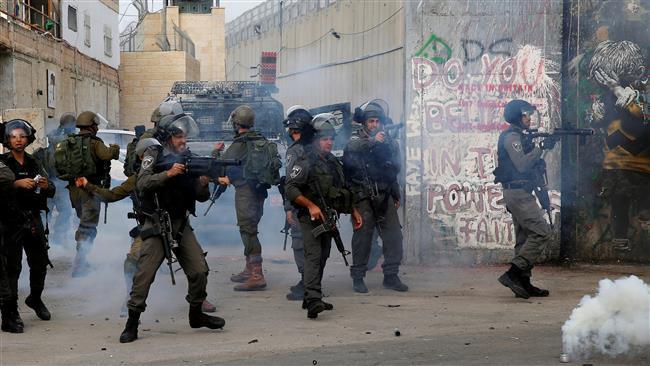 Israeli troops raid birthplace of Jesus ahead of Christmas