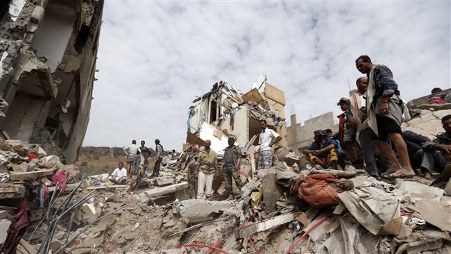 Saudi airstrikes kill, injure over 100 in southwestern Yemen