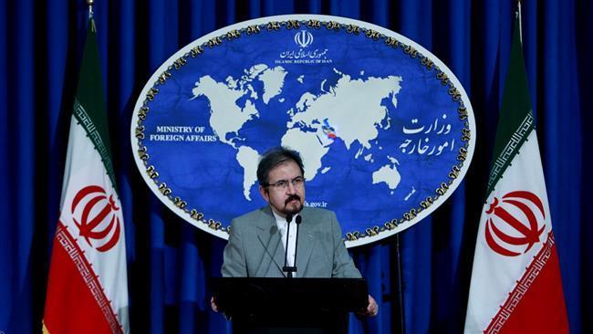 Iran 'Yes' vote to Myanmar resolution registered at UN: Qassemi