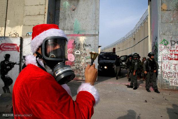 Christmas celebrations in Palestine