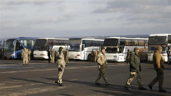 Ukraine, pro-Russia forces start biggest prisoner swap since 2014 conflict