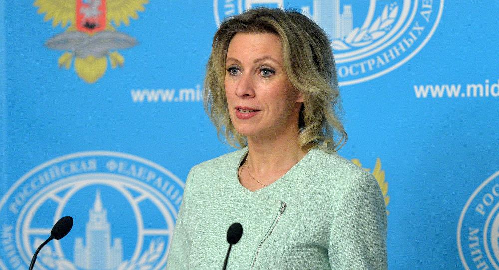Russian FM spokeswoman says Erdogan's comments on Assad lack legal basis