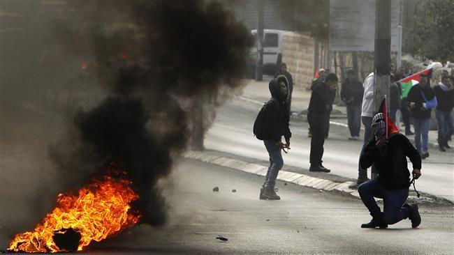 Fresh clashes erupt between Israeli troops, Palestinians in West Bank
