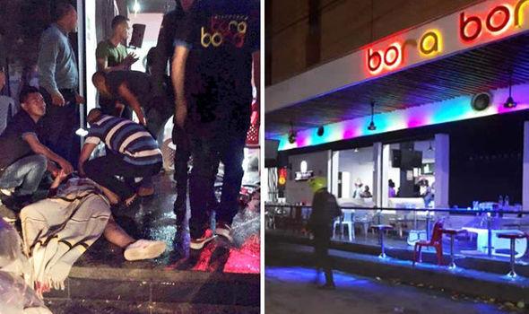 31 injured following grenade explosion in Colombian nightclub