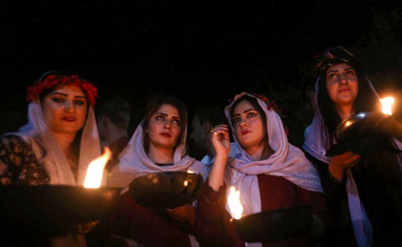 Half of Yazidis kidnapped by Daesh still missing
