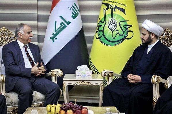 Iraq's al-Nujaba movement prepared to protect holy Quds