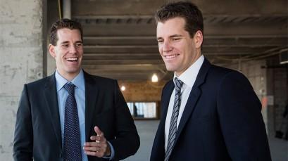 Zuckerberg's twin rivals become 1st bitcoin billionaires
