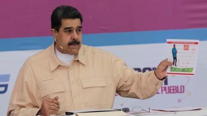 Venezuela to launch 'Petro' cryptocurrency to fight Trump's 'financial blockade'