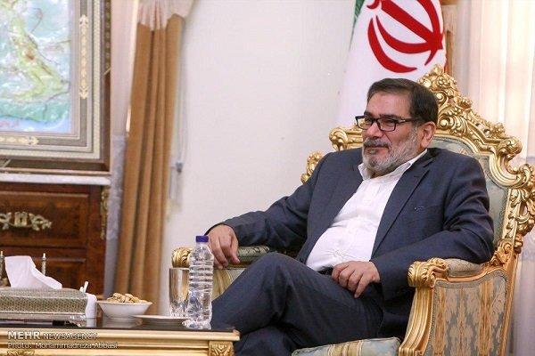 Iran's Shamkhani warns of dismantling Hashd al-Sha'abi