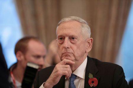 U.S. defense chief urges Pakistan