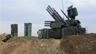 Syrian air defense intercepts Israeli missiles targeting military facility