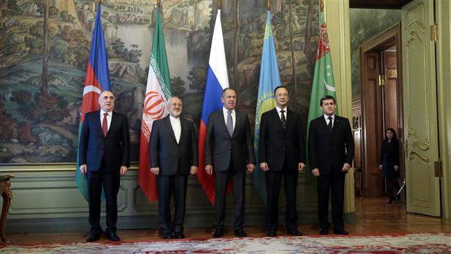 Littoral states reach consensus on Caspian Sea legal status: Russia FM