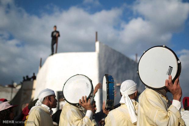 Prophet Muhammad's birthday celebration in Morocco