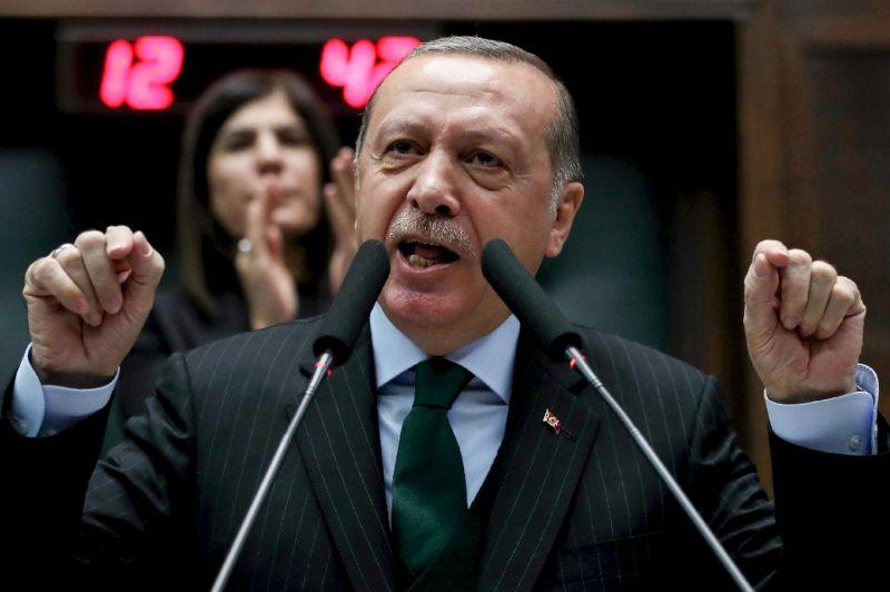 Erdogan heads to Greece for historic visit