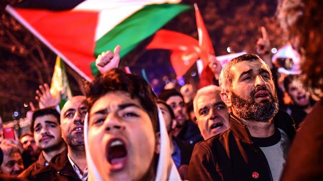 Iran says Trump's al-Quds move to spark another Palestinian Intifada