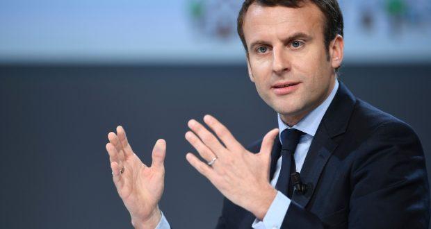 Iran hails Macron's remarks on Iran