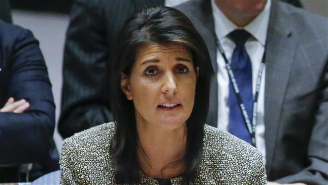 US not taking sides in dispute over Jerusalem al-Quds: Haley
