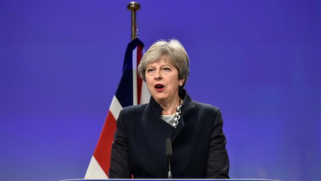 British PM blasts Trump's 'unhelpful' Jerusalem al-Quds move