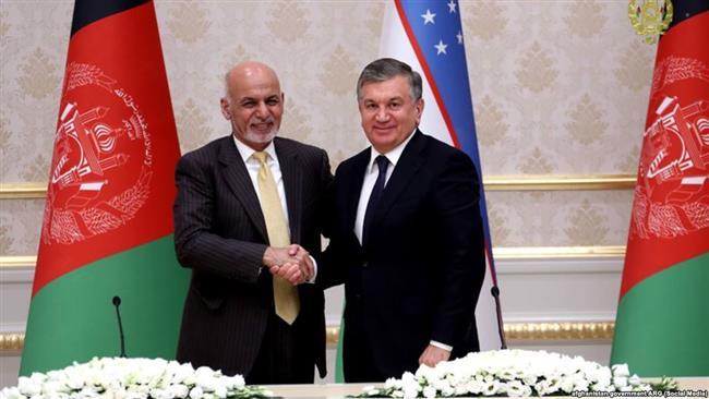 Uzbekistan, Afghanistan sign rail deal with eyes on Iran