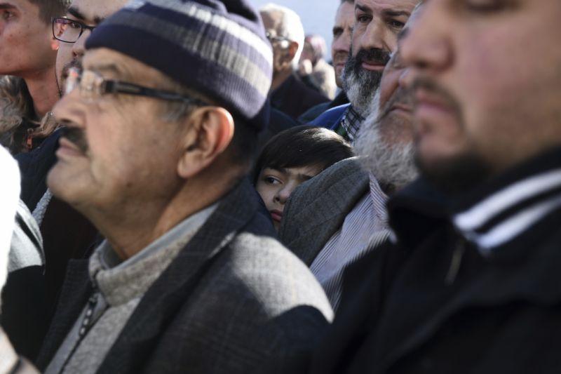 Turkey's Erdogan meets with Greece's Muslim minority