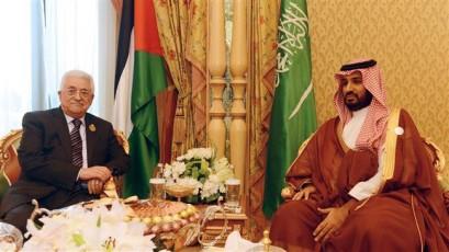 Riyadh advancing Israeli interests, Palestinian officials worry