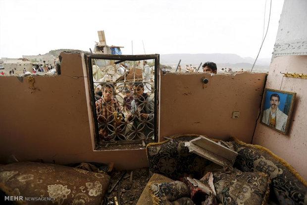 War in Yemen in pictures