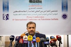Tehran to host Intifada Conf. next week