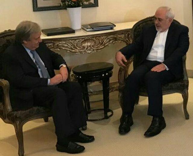 UN chief to visit Iran