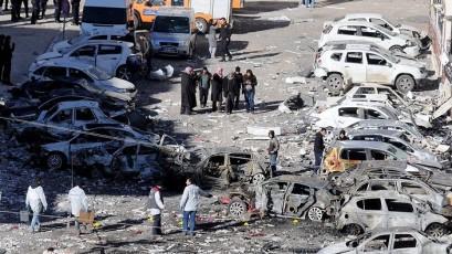 Turkey arrests 26 following car bomb blamed on PKK militants