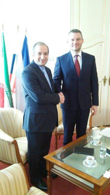 Senior Slovakian economic team to visit Iran