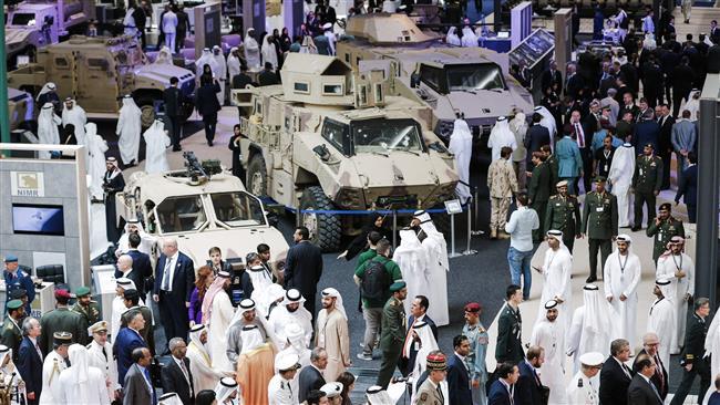 UAE signs arms deals worth $5bn at Abu Dhabi exhibition