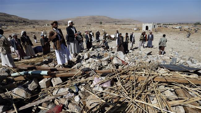 Eight dead in fresh Saudi airstrikes on Yemen