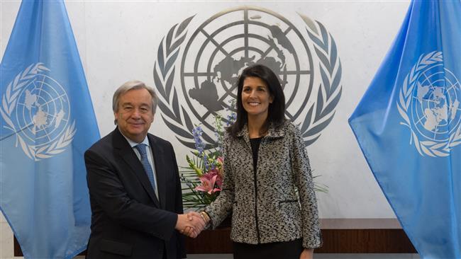 Trump admin. considers quitting UN Human Rights Council: Report