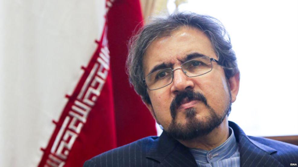 Iran condoles with Pakistan over strong earthquake