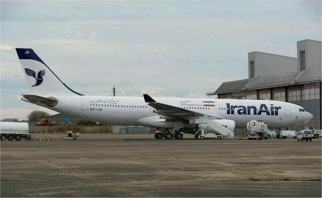 Iran receives second Airbus