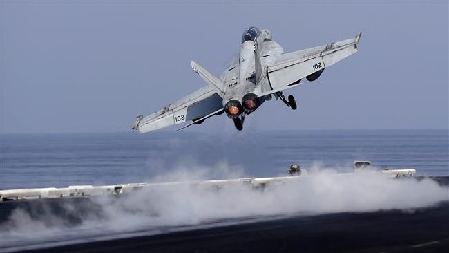 Terrorist bombs, US airstrikes kill scores in Syria