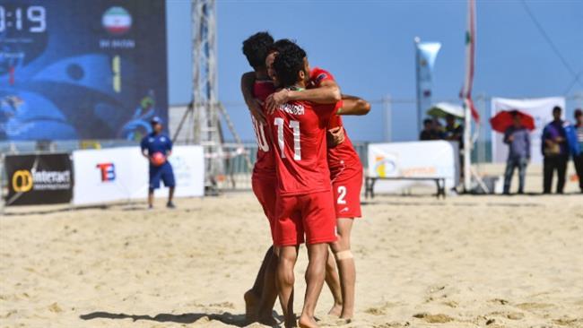 Iran beats UAE to claim AFC Beach Soccer Championship title