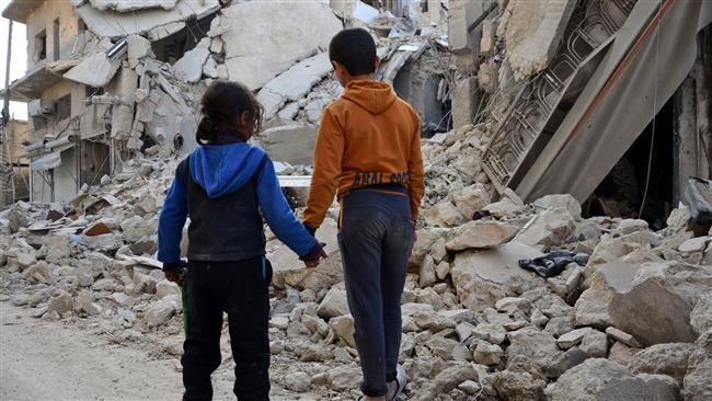 2016 worst year ever for Syrian children: UNICEF